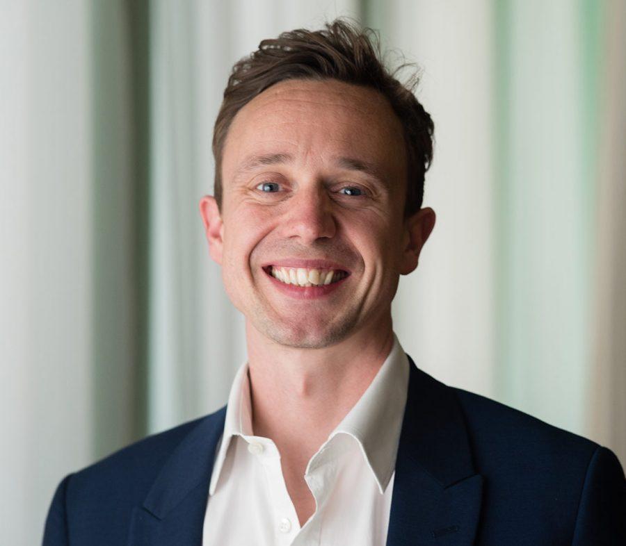 John Bew 2017 ELHB Winner