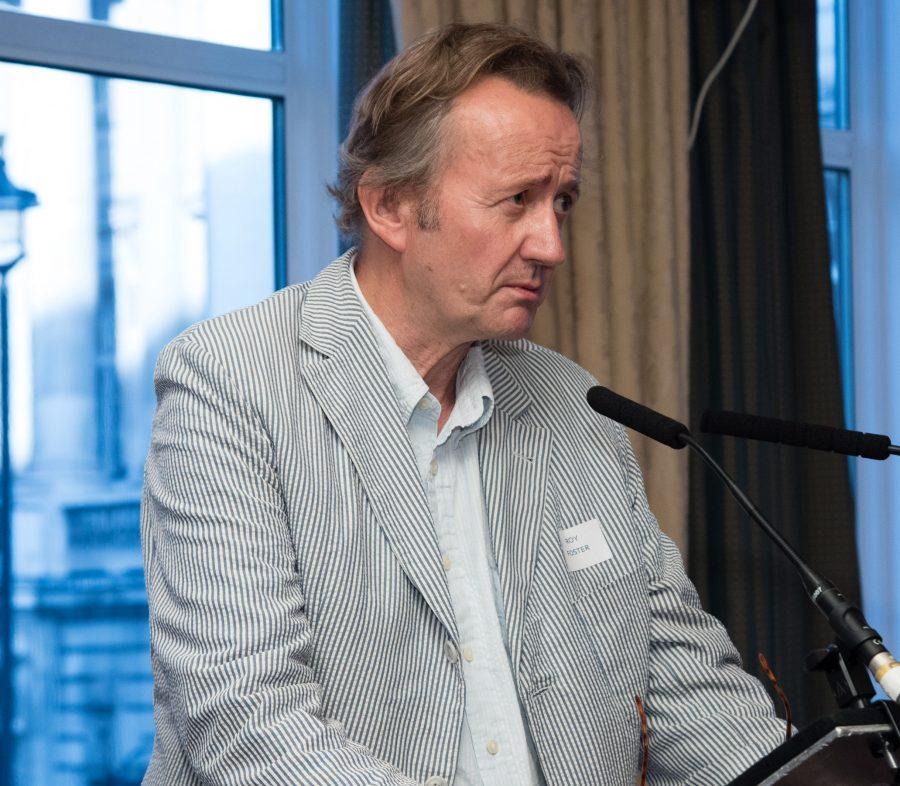 SOA 2017 Awards Professor Roy Foster