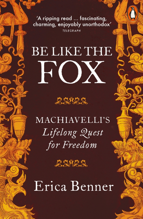 Be Like The Fox – Erica Benner